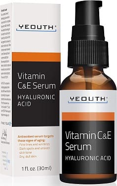 serum antiedad rejuvenecedor vitaminas
