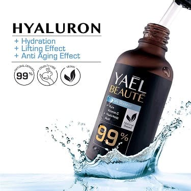 yael beaute serum acido hialuronico
