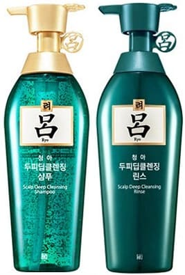 Chung-Ah-Mo-Shampoo-500ml-for-Oily-Hair-with-Dandruff-Conditioner