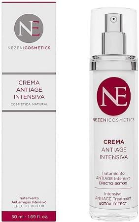 Nezeni cosmetics crema antiage intensivo
