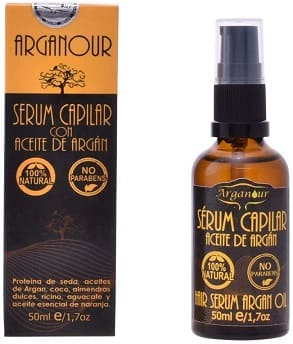 air serum argan oil