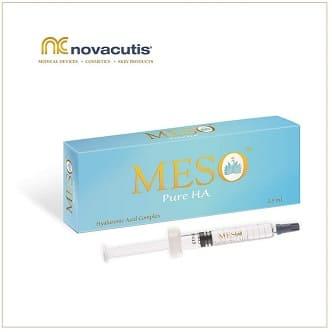 MESO Pure HA acido hialurónico no reticulado