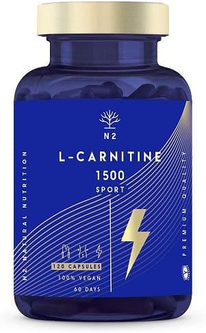 l carnitina n2 nutrition