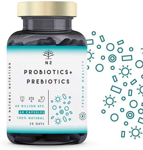 probioticos y prebioticos n2 natural nutrition