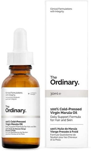 aceite de marula the ordinary