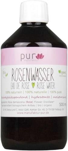 mejor hidrolato de rosas